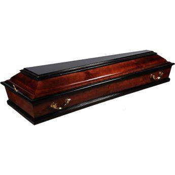 Гроб деревянный «Стандарт» Б-4
