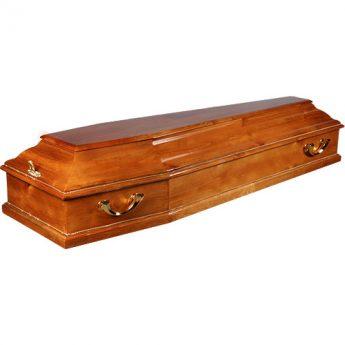 Гроб деревянный «Стандарт» Б-6