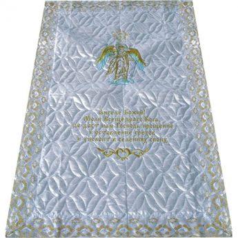 Покрывало в гроб стеганое «Ангел»