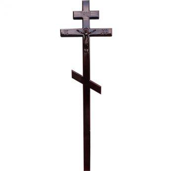 Крест на могилу деревянный «Массив»  сосна