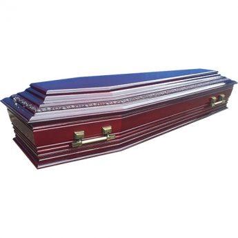 Гроб деревянный «Элитный» Б-15
