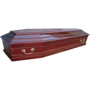 Гроб деревянный «Милан» Б-23