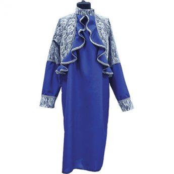 Женское платье ритуальное «Мадам»