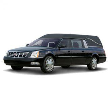 Ритуальная катафалка Cadillac
